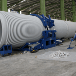 HDPE Gravity Pipe Supplier Saudi Arabia