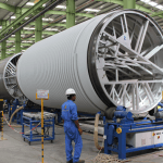 HDPE Gravity Pipe in Saudi Arabia