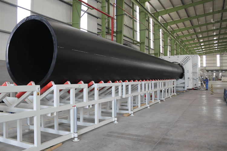 HDPE & PP pressure pipes