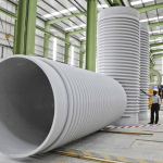 Gravity Structured Wall Pipes in Saudi Arabia